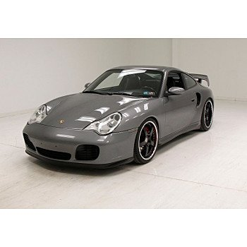 2001 Porsche 911 Turbo Coupe for sale 101260322