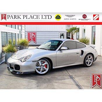 2001 Porsche 911 Turbo for sale 101328120