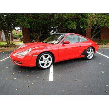 2001 Porsche 911 Coupe for sale 101377002