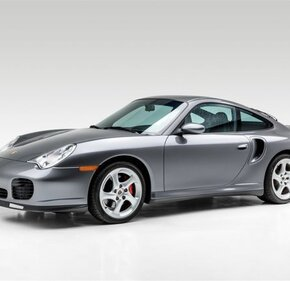 2001 Porsche 911 Coupe for sale 101401693