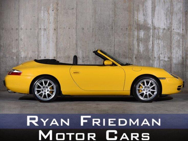 2001 Porsche 911 for sale 101543727