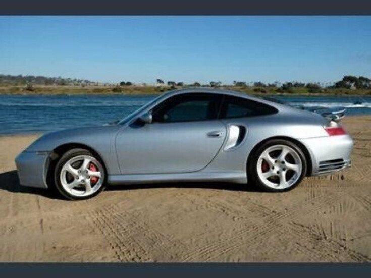 2001 Porsche 911 for sale 101587956