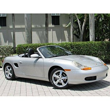 2001 Porsche Boxster for sale 101001454