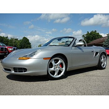 2001 Porsche Boxster S for sale 101019226