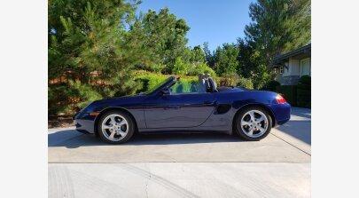 2001 Porsche Boxster for sale 101174566