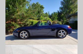 2001 Porsche Boxster for sale 101174566