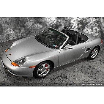 2001 Porsche Boxster S for sale 101204792