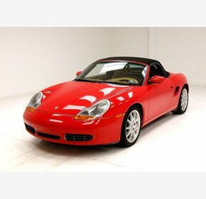 2001 Porsche Boxster S for sale 101215567