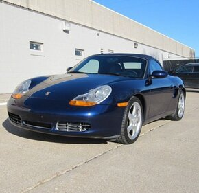 2001 Porsche Boxster for sale 101285725