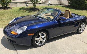 2001 Porsche Boxster for sale 101327034