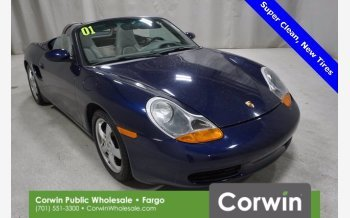 2001 Porsche Boxster for sale 101379278