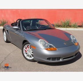 2001 Porsche Boxster for sale 101461243