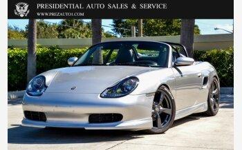 2001 Porsche Boxster for sale 101496866