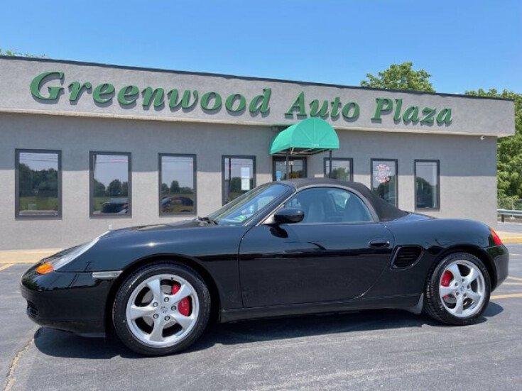 2001 Porsche Boxster for sale 101532195