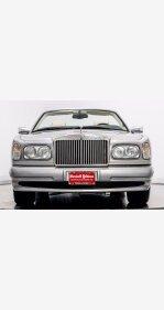 2001 Rolls-Royce Corniche for sale 101355615