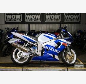 2001 Suzuki GSX-R750 for sale 201046303
