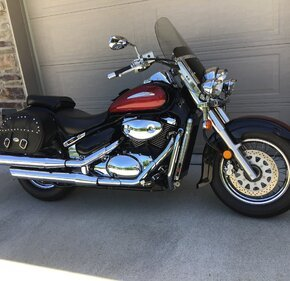 2001 Suzuki Intruder 800 for sale 200924230