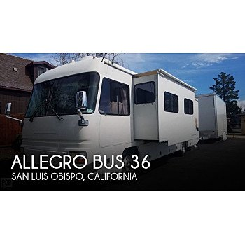 2001 Tiffin Allegro Bus for sale 300187613