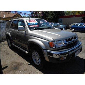 2001 Toyota 4Runner 4WD SR5 for sale 101174172