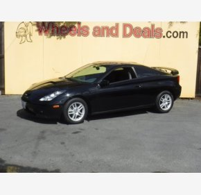 2001 Toyota Celica GT for sale 101304947