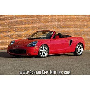 2001 Toyota MR2 Spyder for sale 101070840