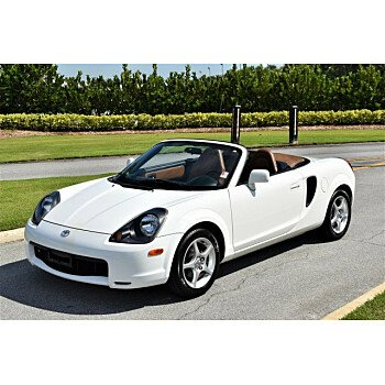 2001 Toyota MR2 Spyder for sale 101335407