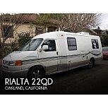 2001 Winnebago Rialta for sale 300224582