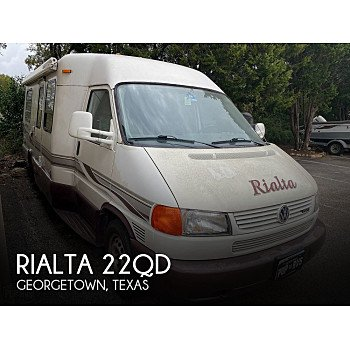 2001 Winnebago Rialta for sale 300266662