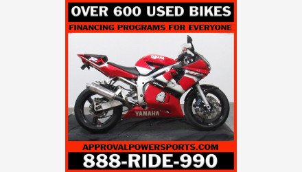 2001 Yamaha YZF-R6 for sale 201054625