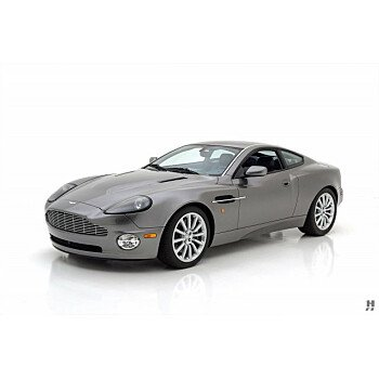 2002 Aston Martin Vanquish for sale 101135074