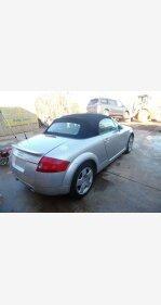 2002 Audi TT 1.8T quattro Roadster w/ 225hp for sale 100291613