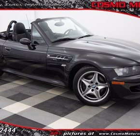 2002 BMW M Roadster for sale 101410127