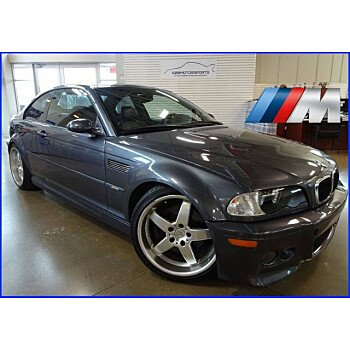 2002 BMW M3 Coupe for sale 101072132