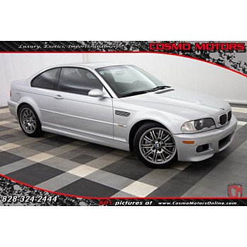 2002 BMW M3 Coupe for sale 101299348