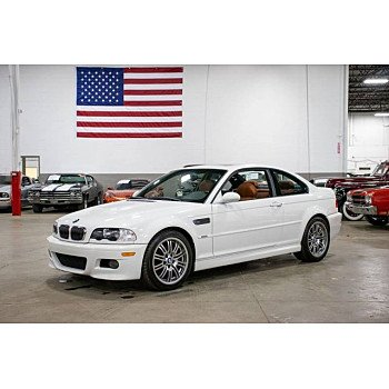 2002 BMW M3 Coupe for sale 101301325