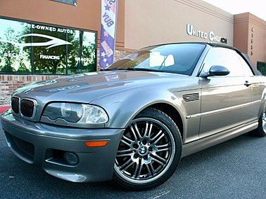 2002 BMW M3 for sale 101407115