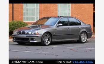 2002 BMW M5 for sale 101063546
