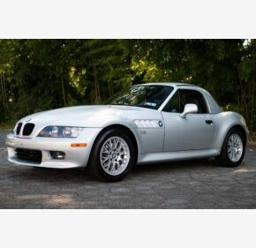 2002 BMW Z3 2.5i Roadster for sale 101168572
