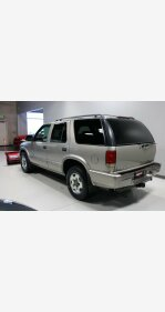 2002 Chevrolet Blazer 4WD 4-Door for sale 101236791