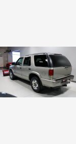 2002 Chevrolet Blazer for sale 101236791