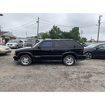 2002 Chevrolet Blazer 2WD 2-Door for sale 101598693