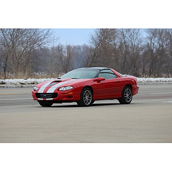 2002 Chevrolet Camaro Z28 Coupe for sale 101067871