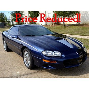 2002 Chevrolet Camaro Z28 Coupe for sale 101057391