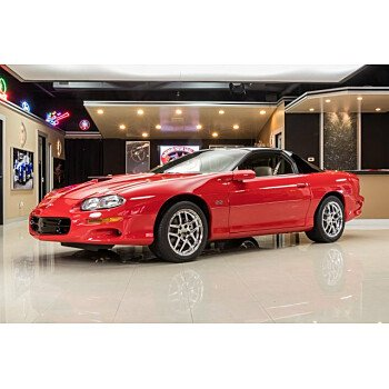 2002 Chevrolet Camaro Z28 Coupe for sale 101069604