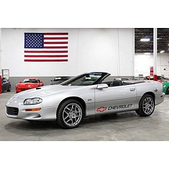 2002 Chevrolet Camaro Z28 Convertible for sale 101082890