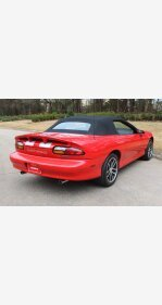 2002 Chevrolet Camaro Convertible for sale 101095947