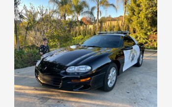 2002 Chevrolet Camaro Z28 Coupe for sale 101465223