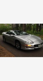 2002 Chevrolet Camaro Z28 Coupe for sale 100772589