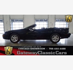 2002 Chevrolet Camaro Z28 Convertible for sale 100965596