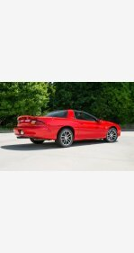 2002 Chevrolet Camaro Z28 Coupe for sale 101011794